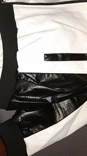 2020 Men's Leather Jacket photo review