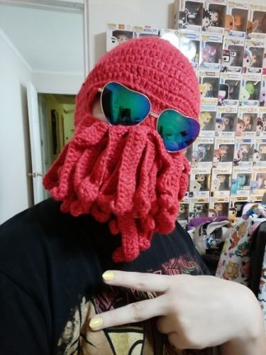 ????Hot Sale--Cthulu Winter Apparel photo review